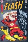 Flash #191 comic books - cover scans photos Flash #191 comic books - covers, picture gallery