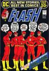 Flash #217 comic books for sale