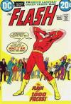 Flash #218 comic books for sale