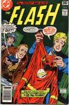 Flash #264 comic books - cover scans photos Flash #264 comic books - covers, picture gallery