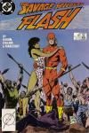 Flash #10 comic books - cover scans photos Flash #10 comic books - covers, picture gallery