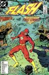 Flash #21 comic books - cover scans photos Flash #21 comic books - covers, picture gallery