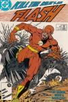 Flash #4 comic books - cover scans photos Flash #4 comic books - covers, picture gallery