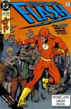 Flash #44 comic books - cover scans photos Flash #44 comic books - covers, picture gallery