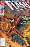 Flash #50 comic books - cover scans photos Flash #50 comic books - covers, picture gallery