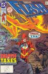 Flash #52 comic books - cover scans photos Flash #52 comic books - covers, picture gallery