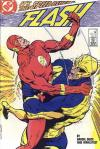 Flash #6 comic books - cover scans photos Flash #6 comic books - covers, picture gallery