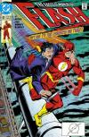 Flash #61 comic books - cover scans photos Flash #61 comic books - covers, picture gallery