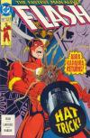 Flash #67 comic books - cover scans photos Flash #67 comic books - covers, picture gallery