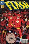 Flash #74 comic books - cover scans photos Flash #74 comic books - covers, picture gallery