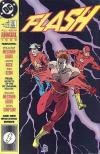 Flash #3 comic books - cover scans photos Flash #3 comic books - covers, picture gallery