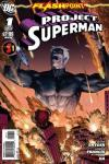 Flashpoint: Project Superman Comic Books. Flashpoint: Project Superman Comics.