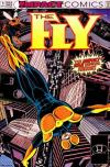 Fly comic books
