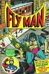 Fly Man #34 comic books - cover scans photos Fly Man #34 comic books - covers, picture gallery