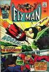 Fly Man #39 comic books - cover scans photos Fly Man #39 comic books - covers, picture gallery