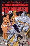 Forbidden Frankenstein Comic Books. Forbidden Frankenstein Comics.