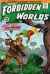 Forbidden Worlds #144 comic books for sale