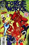 Force Works #10 comic books - cover scans photos Force Works #10 comic books - covers, picture gallery