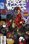Force Works #12 comic books - cover scans photos Force Works #12 comic books - covers, picture gallery