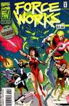 Force Works #13 comic books - cover scans photos Force Works #13 comic books - covers, picture gallery