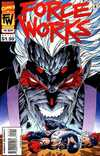 Force Works #15 comic books - cover scans photos Force Works #15 comic books - covers, picture gallery