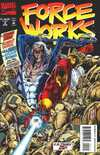 Force Works #2 comic books - cover scans photos Force Works #2 comic books - covers, picture gallery