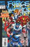 Force Works #3 comic books - cover scans photos Force Works #3 comic books - covers, picture gallery