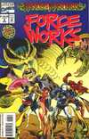 Force Works #6 comic books - cover scans photos Force Works #6 comic books - covers, picture gallery