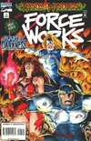 Force Works #7 comic books - cover scans photos Force Works #7 comic books - covers, picture gallery