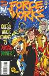 Force Works #8 comic books - cover scans photos Force Works #8 comic books - covers, picture gallery