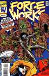 Force Works #9 comic books - cover scans photos Force Works #9 comic books - covers, picture gallery