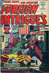 Foreign Intrigues #14 Comic Books - Covers, Scans, Photos  in Foreign Intrigues Comic Books - Covers, Scans, Gallery