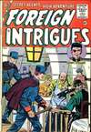 Foreign Intrigues #15 comic books - cover scans photos Foreign Intrigues #15 comic books - covers, picture gallery