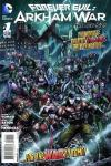 Forever Evil: Arkham War # comic book complete sets Forever Evil: Arkham War # comic books