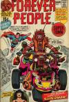 Forever People comic books