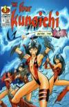 Four Kunoichi: Enter the Sinja #1 comic books for sale