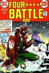 Four-Star Battle Tales #2 comic books - cover scans photos Four-Star Battle Tales #2 comic books - covers, picture gallery