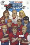 Foxwood Falcons comic books