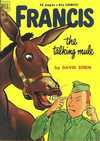 Francis: The Famous Talking Mule #1 Comic Books - Covers, Scans, Photos  in Francis: The Famous Talking Mule Comic Books - Covers, Scans, Gallery