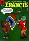 Francis: The Famous Talking Mule #14 comic books - cover scans photos Francis: The Famous Talking Mule #14 comic books - covers, picture gallery