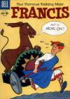 Francis: The Famous Talking Mule #15 comic books for sale