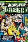 Frankenstein comic books