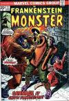 Frankenstein #11 comic books for sale