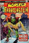 Frankenstein #2 comic books for sale