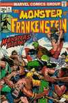 Frankenstein #4 comic books - cover scans photos Frankenstein #4 comic books - covers, picture gallery