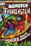 Frankenstein #5 comic books for sale