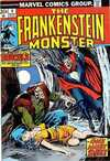Frankenstein #9 comic books for sale