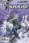 Frankenstein: Agent of S.H.A.D.E. #3 comic books for sale