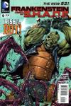 Frankenstein: Agent of S.H.A.D.E. #9 comic books for sale