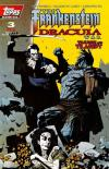 Frankenstein/Dracula War #3 comic books for sale